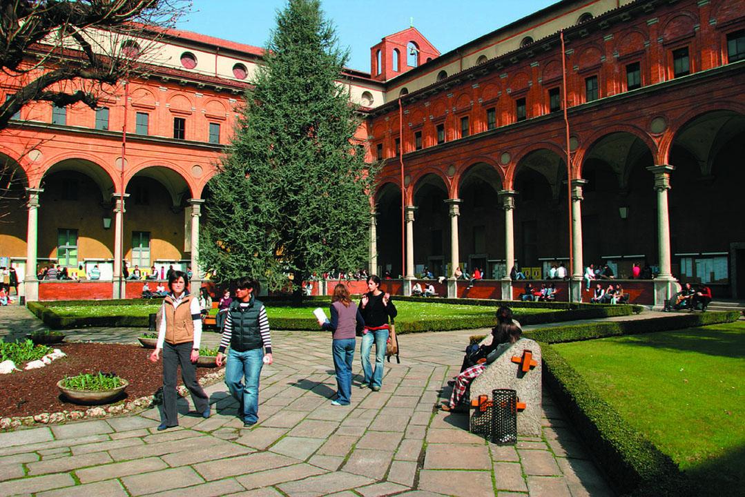 Universita del Sacro Cuore, Milan, Italy
