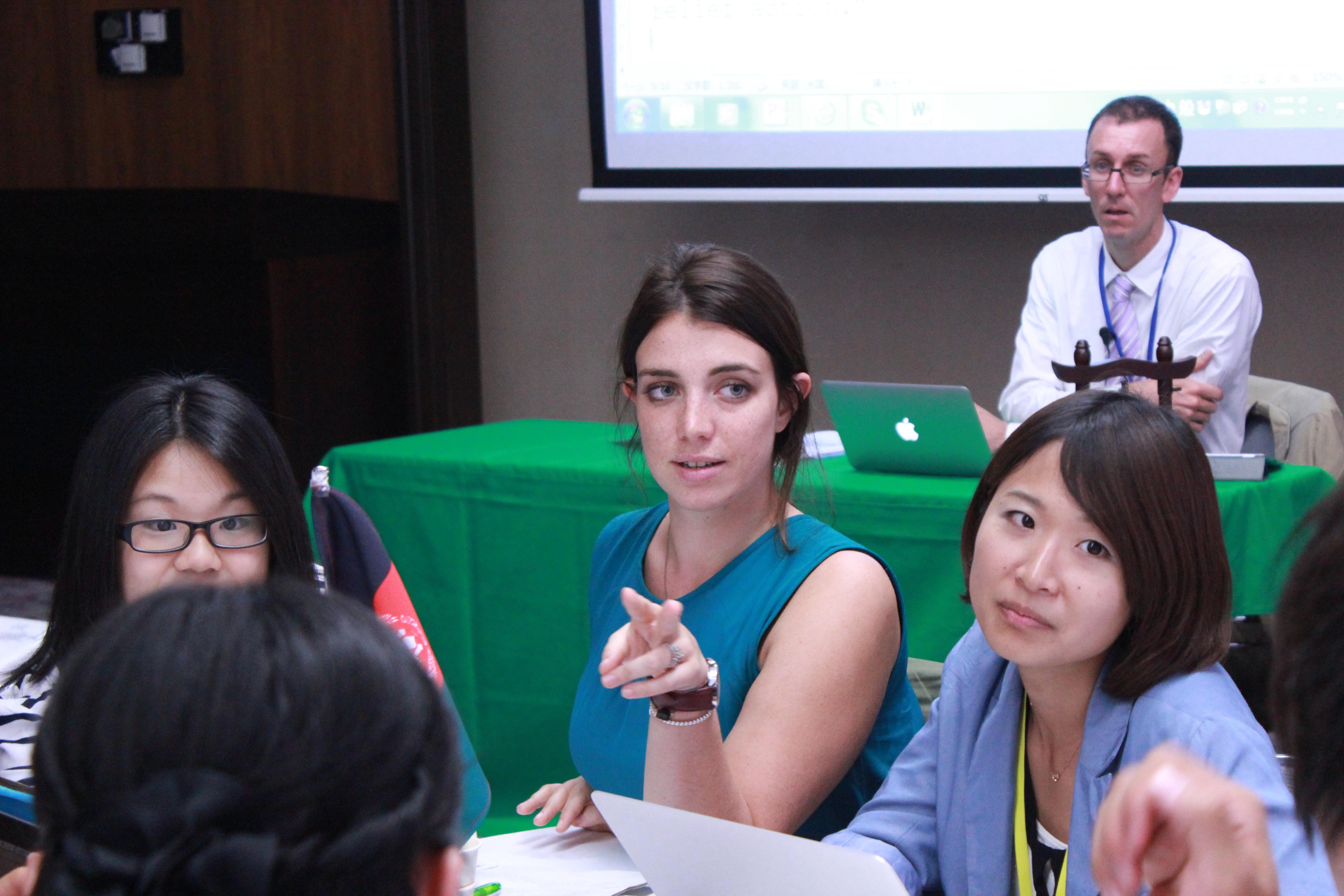 INU Student Seminar 2014
